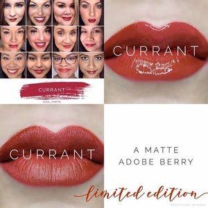 Currant LipSense 💋🍁
